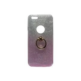iPhone 6G - New Case with Stardust and Base Ring