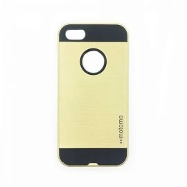 Motomo Slim Aluminum Case for Apple iPhone 7/8 4.7 inches - Color: Gold