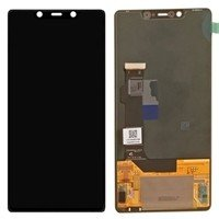 LCD screen with Touch Mechanism for Xiaomi MI 8 SE - Color: Black