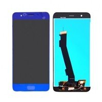 LCD screen with Touch Mechanism for Xiaomi MI Note 3 - Color: Blue
