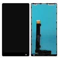 LCD screen with Touch Mechanism for Xiaomi MI Mix - Color: Black