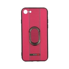 Weimi Back Case With Stand for Apple iPhone 7/8 4.7 inches - Color: Pink