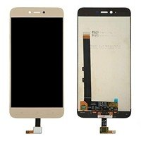 LCD screen with Touch Mechanism for Xiaomi Redmi Note 5A - Color: Gold