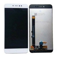 LCD screen with Touch Mechanism for Xiaomi Redmi Note 5A - Color: White