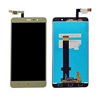 LCD Screen with Touch Mechanism for Xiaomi Redmi Note 3 Pro - Color: Gold Dimensions: 152 X 76 X 8.65