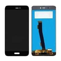 LCD Screen with Touch Mechanism for Xiaomi Mi5 - Color: Black
