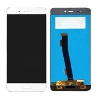 LCD screen with Touch Mechanism for Xiaomi Mi5 - Color: White