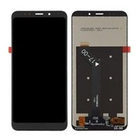 LCD screen with Touch Mechanism for Xiaomi Redmi 5 - Color: Black