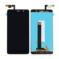 LCD Screen with Touch Mechanism for Xiaomi Redmi Note 3 Pro - Color: Black - Dimensions: 152 X 76 X 8.65