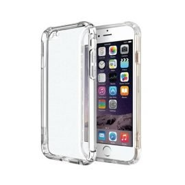 0.5mm Anti Shock Silicone Back Case for Apple iPhone 6 / 6S - Color: Transparent