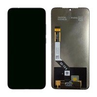 LCD screen with Touch Mechanism for Xiaomi Redmi Note 7- Color: Black