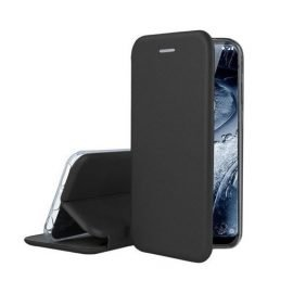 OEM Case Book Smart Magnet Elegance for Apple iPhone 7 Plus / 8 Plus - Color: Black