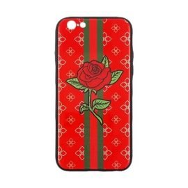 Back Case Anti-Shock Flower Fashion for Apple iPhone 6 / 6s