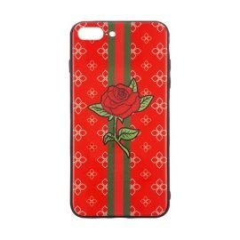 Back Pattern Design Art Pattern Design Type-6 for Apple iPhone 7 Plus / 8 Plus