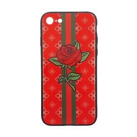 Back Case Anti-Shock Flower Fashion for Apple iPhone 7/8