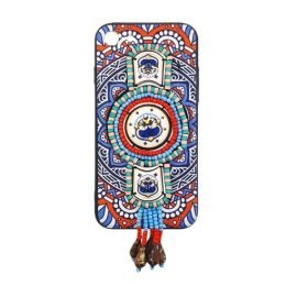 Back Pattern Design Art Pattern Design Type-1 for Apple iPhone 7/8