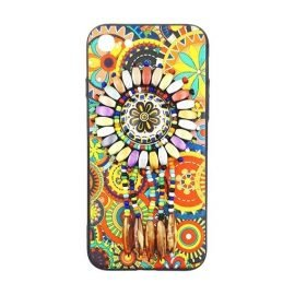 Back Pattern Design Art Pattern Design Type-6 for Apple iPhone 7/8