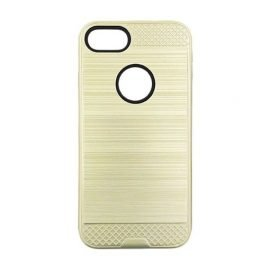 Back Case Tough Brushed Cover for Apple iPhone 7/8 - Color: Gold