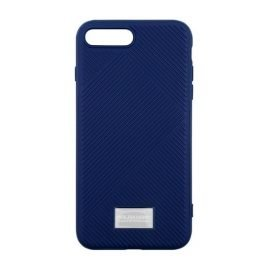 Molan Cano Jelline Bumper Back Case for Apple iPhone 7 Plus / 8 Plus - Color: Dark Blue