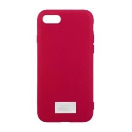 Molan Cano Jelline Bumper Back Case for Apple iPhone 7/8 - Color: Fuchsia
