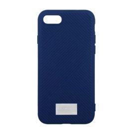 Molan Cano Jelline Bumper Back Case for Apple iPhone 7/8 - Color: Dark Blue