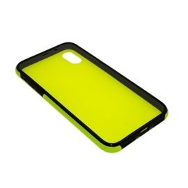 360 Full protective case for iPhone X - Color: Green