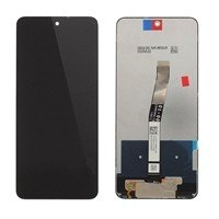 LCD screen with Touch Mechanism for Xiaomi Redmi Note 9S - Color: Black