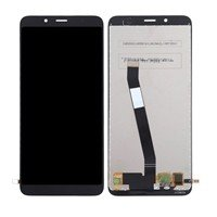 LCD Screen with Touch Mechanism for Xiaomi Redmi 7A - Color: Black