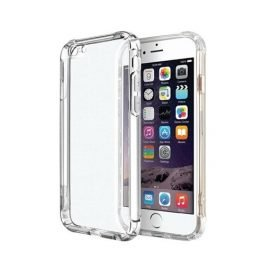 Anti Shock 1.5mm Silicone Back Case for Apple iPhone 6 / 6S - Color: Transparent