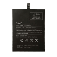Battery Compatible with Xiaomi for Redmi 3/3 Pro / 3S / 3X / 4X - 4100 mAh
