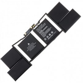 Laptop Battery - Battery for AppleMacBook Pro 15 inch TOUCH A1707 (Late 2016) 6667mAh 11.4V OEM high quality (Code-1-BAT0225)