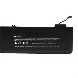 """Laptop Battery - Battery for Apple MacBook Pro 13 """"MB991CH / A MB991J / A MB991LL / A MB991TA / A MB991ZP / A. Precision Aluminum Unibody (2009 Version) A1322 020-6547-A 661-5229 661-5391 661-555 OEM High quality (Code 1-BAT0020)"""