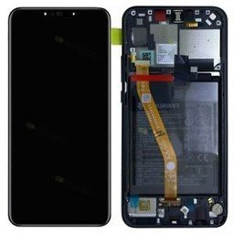 A+ LCD & Frame Huawei Ascend P Smart Plus Black 02352BUE