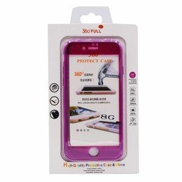 Color Case Full Screen Protector (360) For SE 2nd