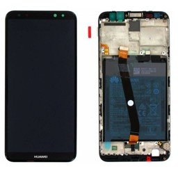 LCD + Frame & Battery Huawei Mate 10 Lite (02351QCY)