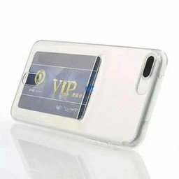 Senimo Card Silicone Case For I-Phone SE 2nd