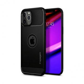 Σιλικόνης Μαύρο iPhone 12 12 Pro Mobile case