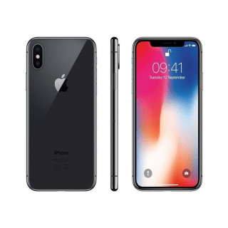 Apple iPhone X 64GB Space Gray athens athens