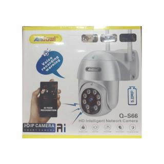 Andowl IP Wi-Fi Κάμερα HD Αδιάβροχη Q-S66