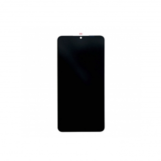 Screen Replacement With Frame for Samsung Galaxy M21 Black