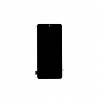 Screen Replacement With Frame for Samsung Galaxy M11 Black